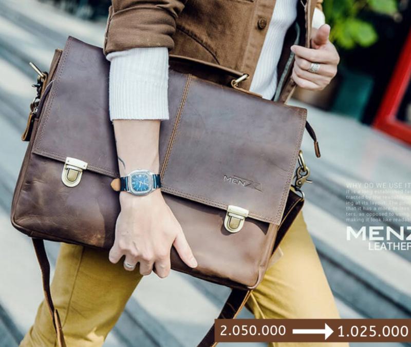 Top 9 địa chỉ mua túi xách nam uy tín và giá rẻ nhất tại thành phố Hà Nội