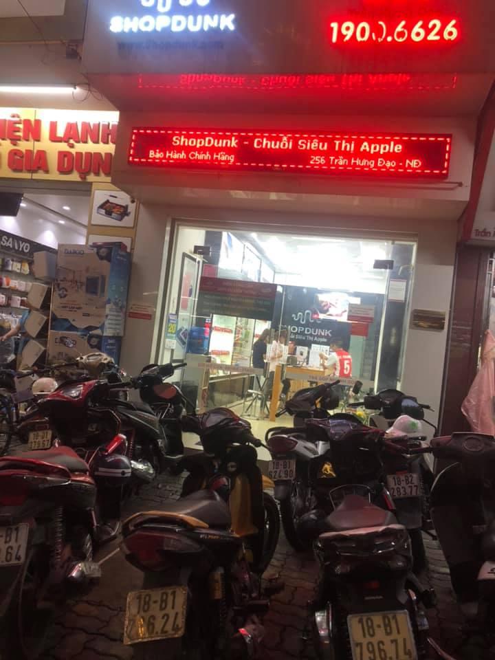 Shop Dunk Nam Định