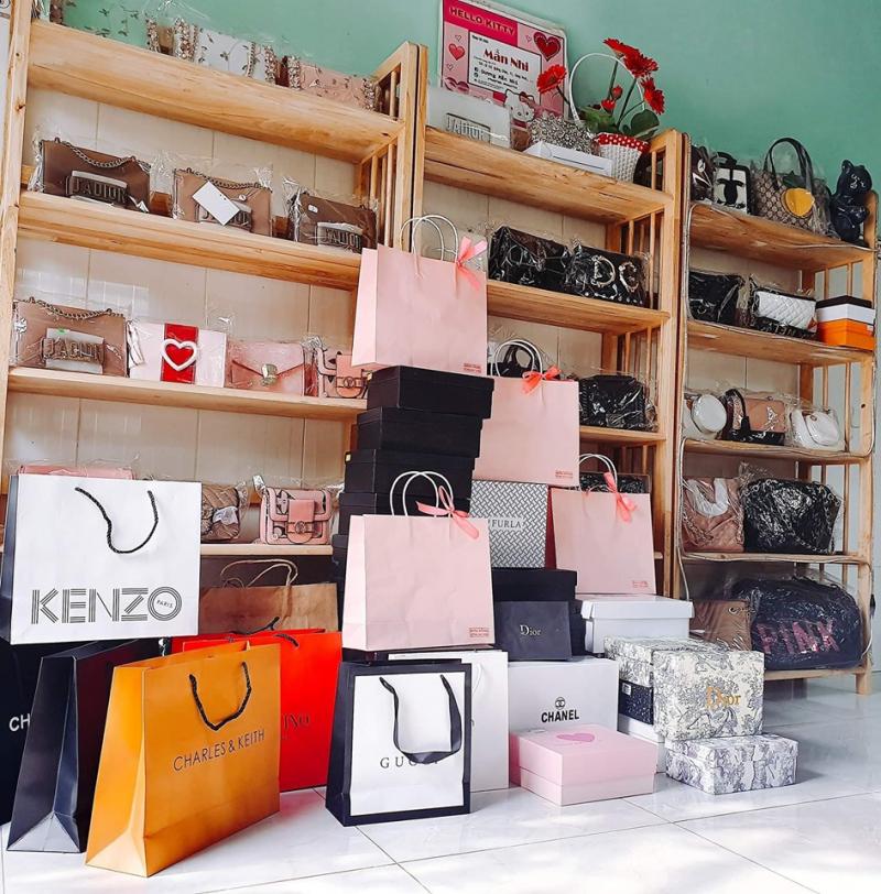 Top 6 Shop bán túi xách đẹp và chất lượng nhất TP. Tân An, Long An -  Toplist.vn