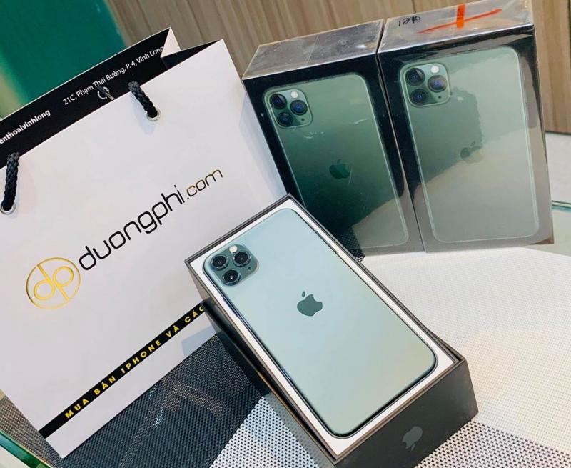 Duongphi.com chuyên môn hoá tập trung cho iPhone và các sản phẩm Apple.