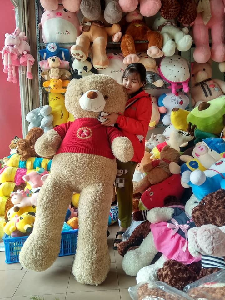 Shop Gấu Bông Hùng Ly