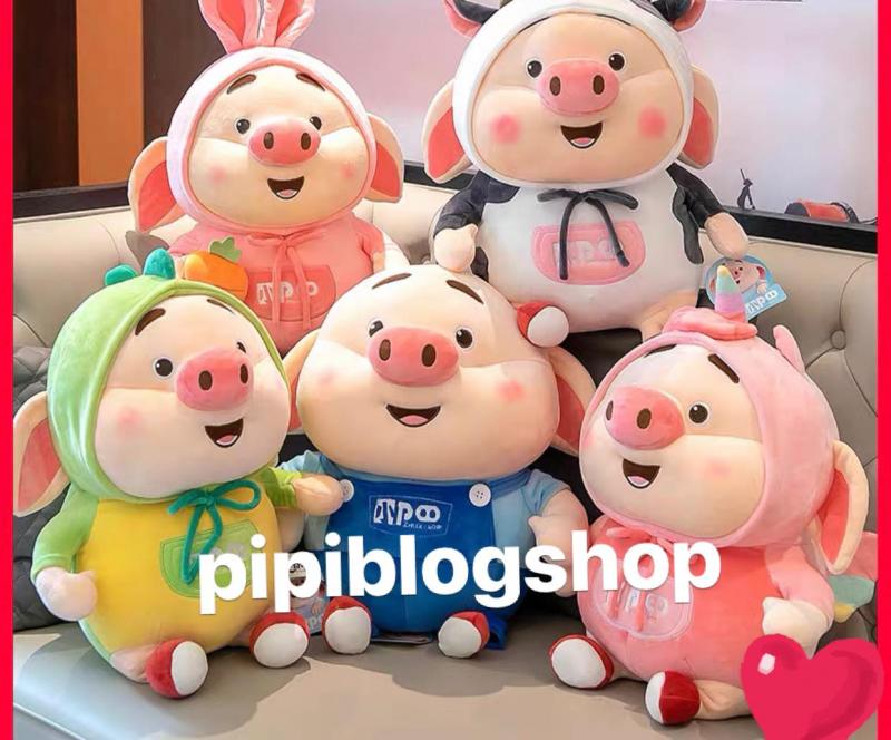 Gấu Bông tại pipi_blogshop