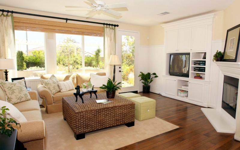 Đồ nội thất tinh tế và hiện đại