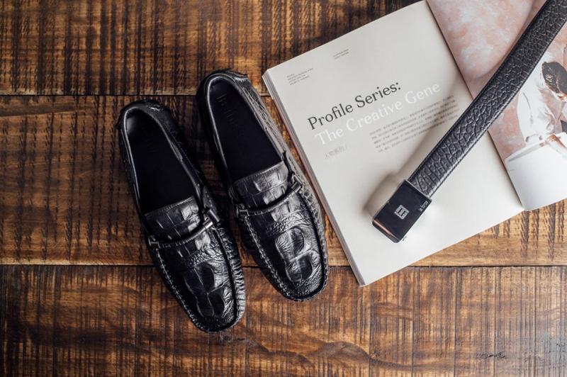 Shop giày da LaForce đặc trưng là những mẫu giày lười