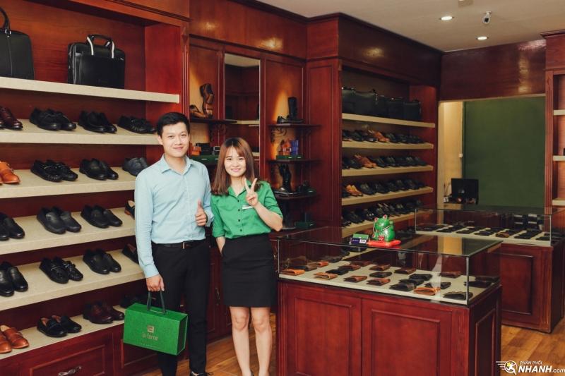 Shop giày da LaForce
