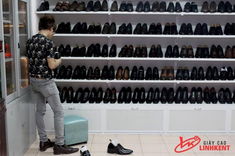 Shop giày da Linhkent