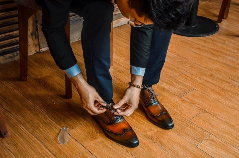 Shop giày Menz đặc biệt toàn những mẫu giày nam tính cực chất và phong cách cực ngầu