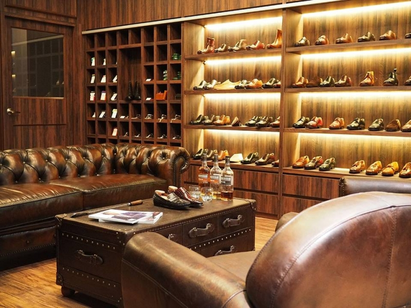 Shop giày da nam Lucius - Men Shoes