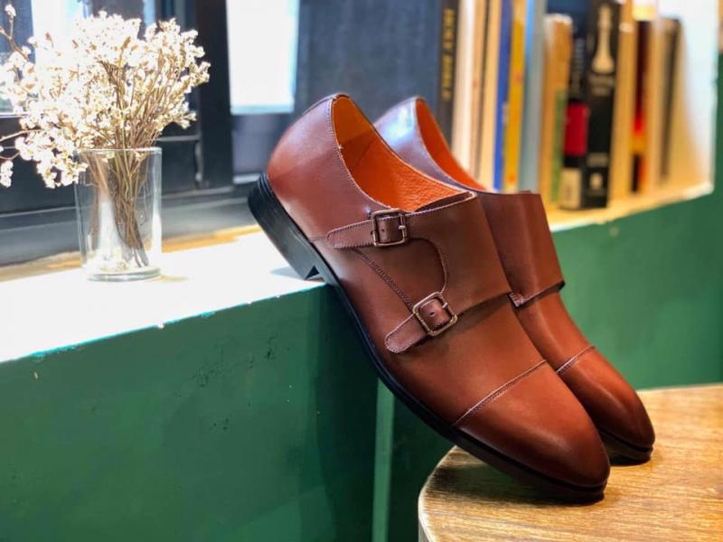 Cửa hàng giày da Noberly tồn tại những đôi giày giá trị không hao mòn với thời gian