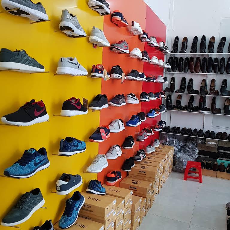 Mẫu giày nam của shop giày dép Bình Lan