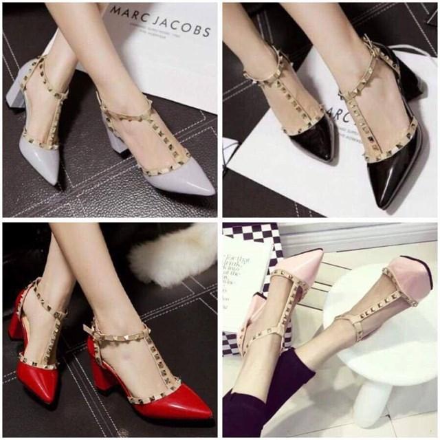 Top 8 shop giày dép nữ đẹp ở quận 1, TPHCM
