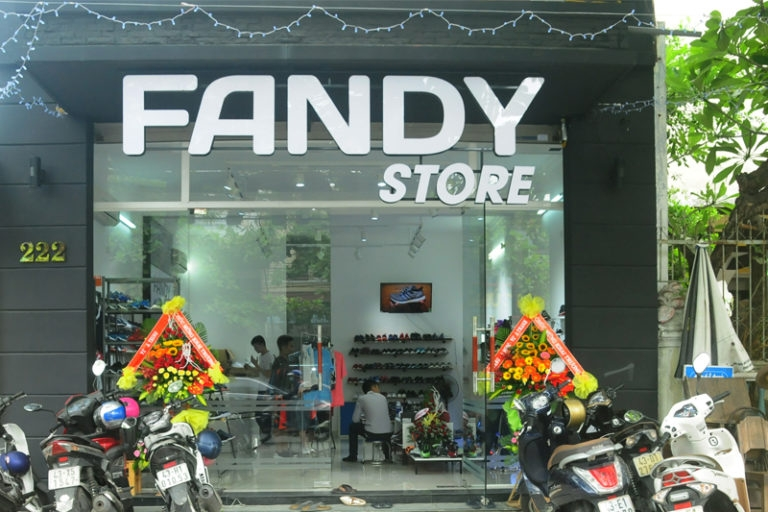 Shop giày Fandy