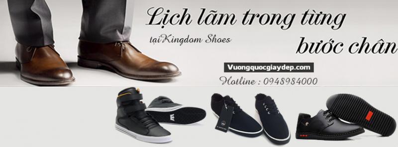 Khách hàng có thể thấy mọi góc cạnh sắc nét của những đôi giày trên shop online