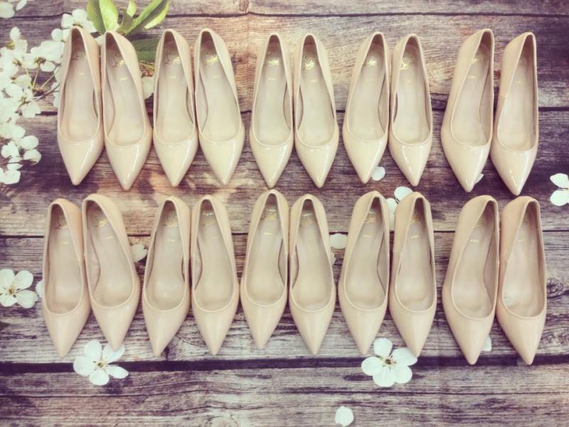 Giày của shop Nupa's house