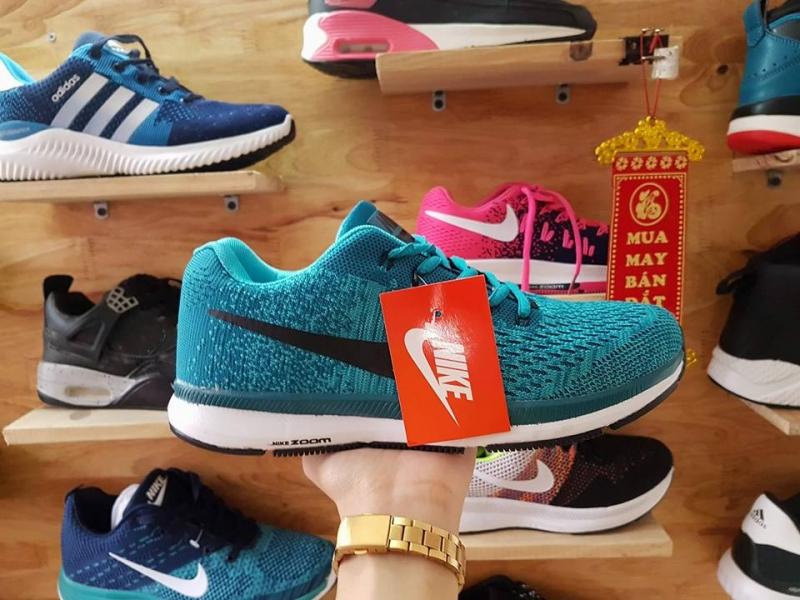 Shop giày thể thao 187 Hùng vương - Shop bán giày thể thao đẹp và uy tín nhất tại Huế