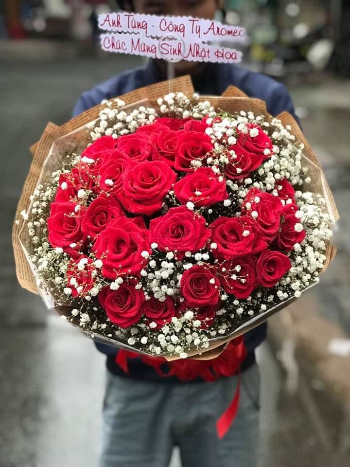 Khi muốn mua hoa hãy đến ngay Hana Flower