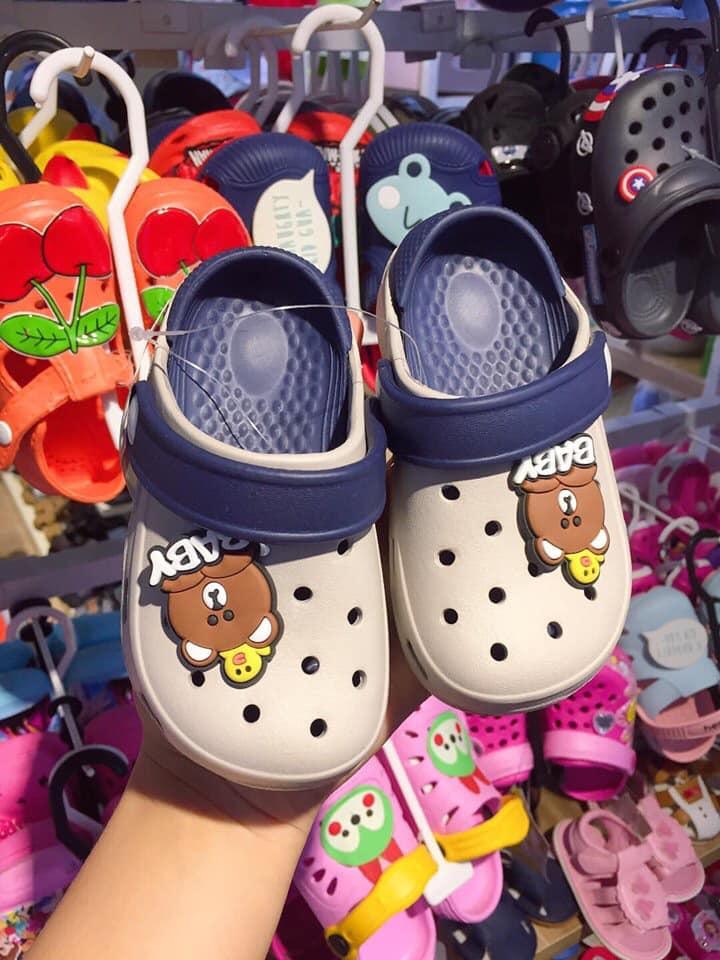 Mẫu giày xinh xắn cho bé