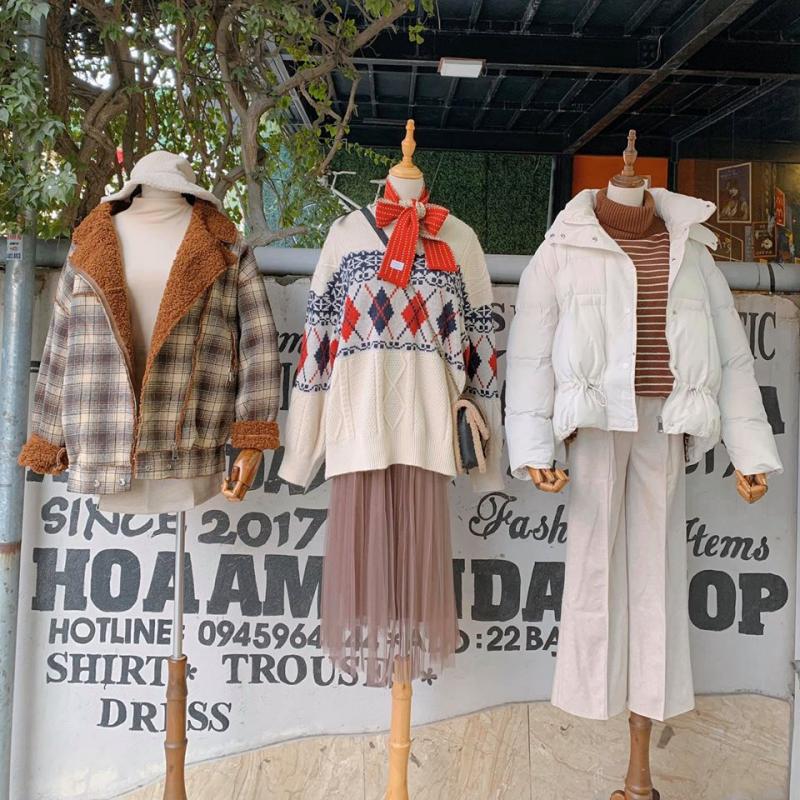 Những set đồ được yêu thích tại Hoa Amanda