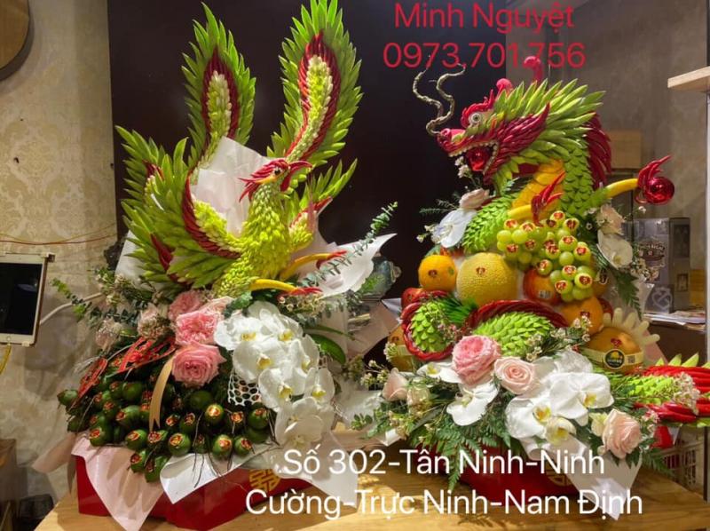 Shop Hoa Minh Nguyệt