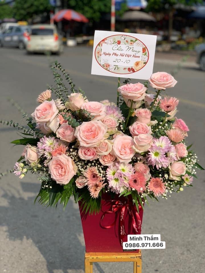 Shop hoa tươi Minh Thắm