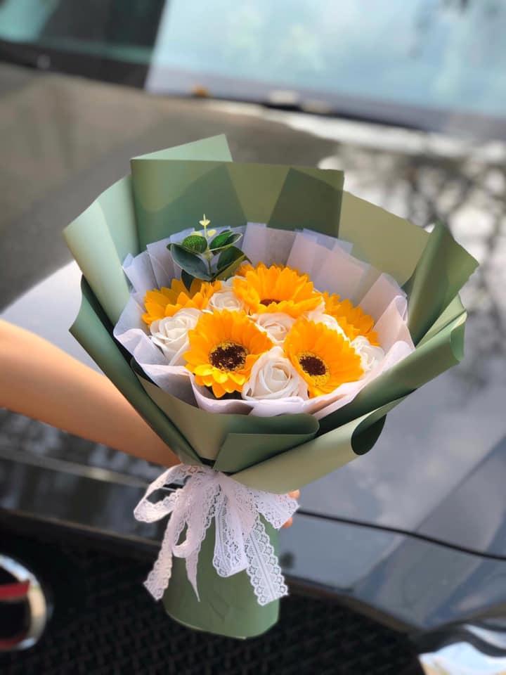 Shop Hoa sáp, hoa giấy Hàn Quốc