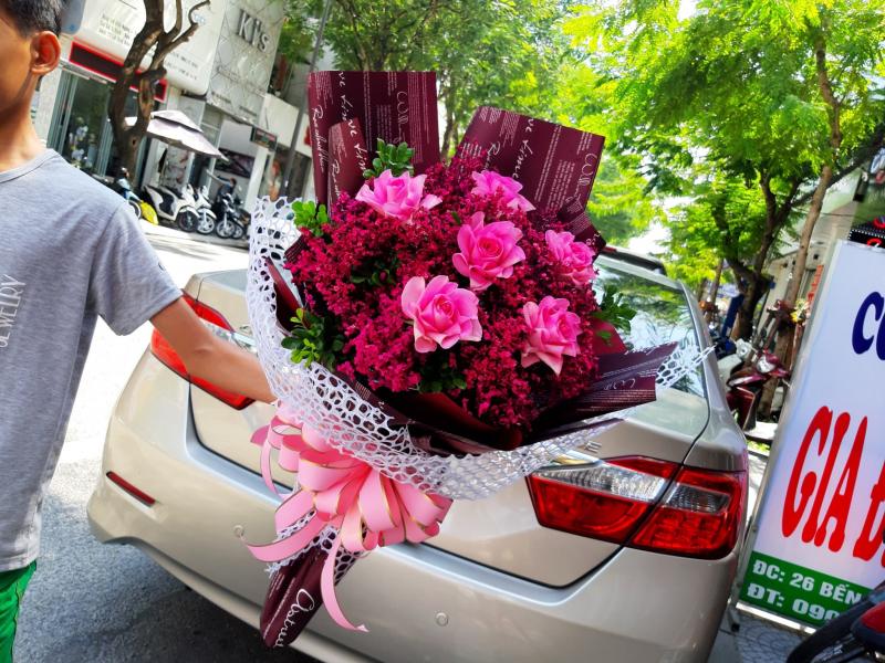 Shop hoa Tiếu Ngạo Giang Hồ