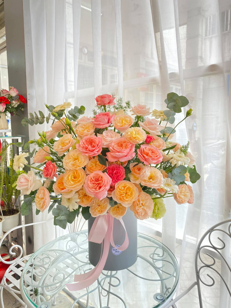 Shop hoa tươi Bách Hợp Đà Lạt