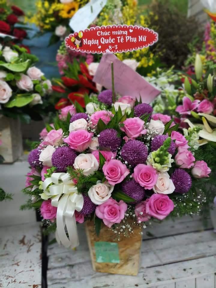 Top 3 shop hoa tươi đẹp nhất quận 5, TP. HCM
