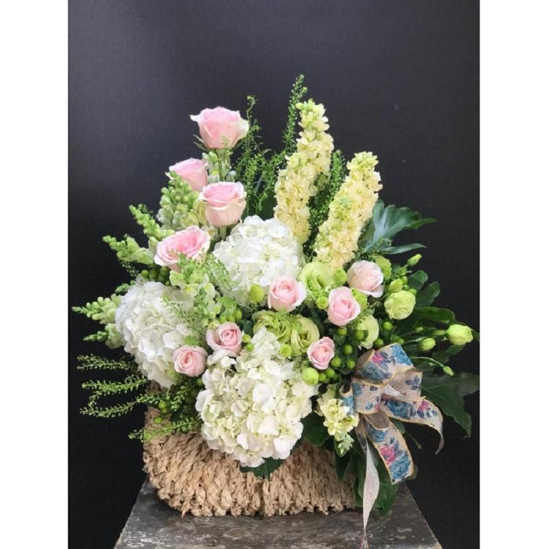 Top 5 shop hoa tươi đẹp nhất quận 7, TP. HCM
