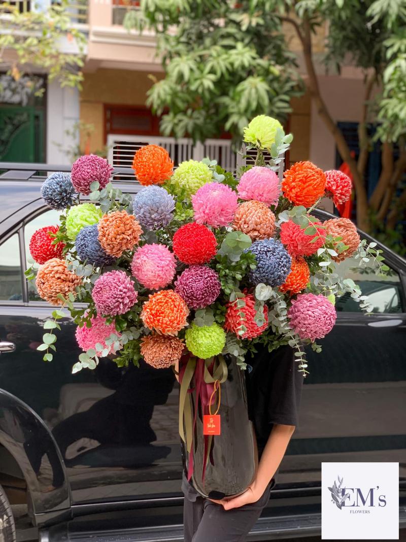 Shop hoa tươi Em's Flower HD
