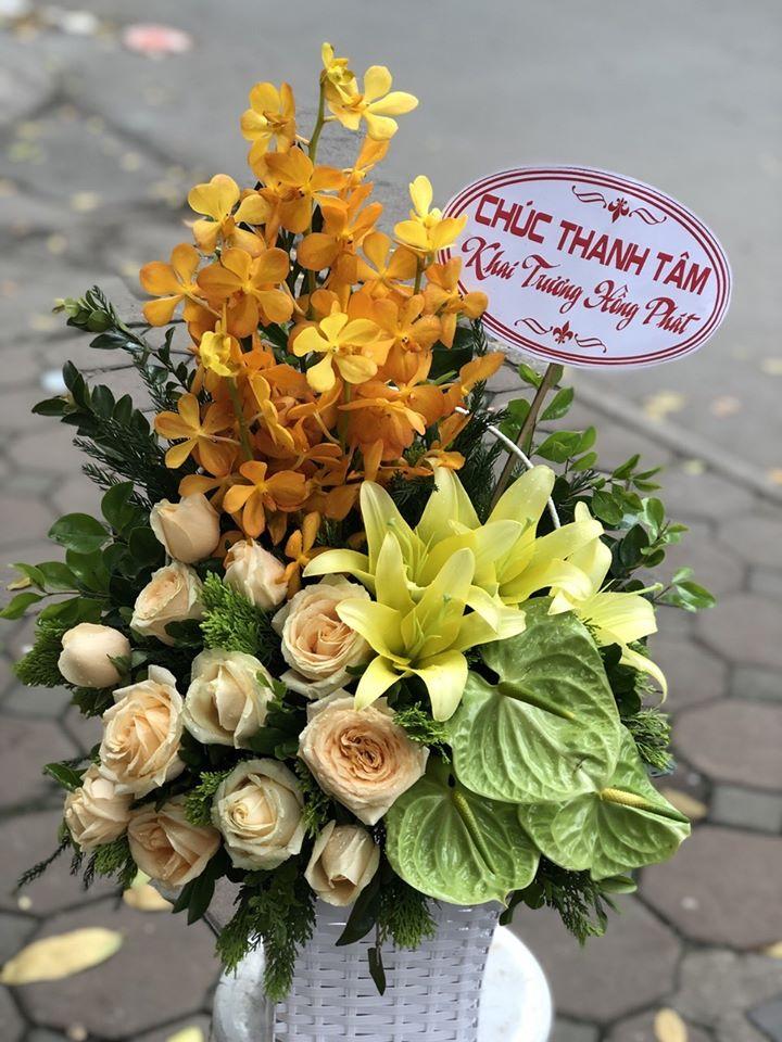Shop hoa tươi Hoaflower
