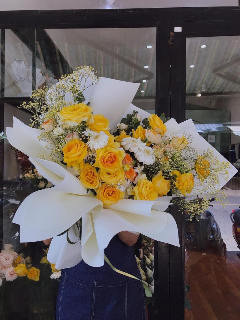 Shop hoa tươi J-Flower
