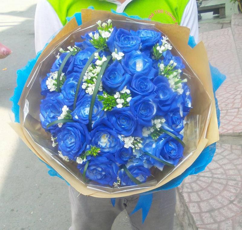Đến với dịch vụ hoa tươi Lâm Đồng, khách hàng có thể thỏa sức lựa chọn những mẫu hoa mà mình yêu thích