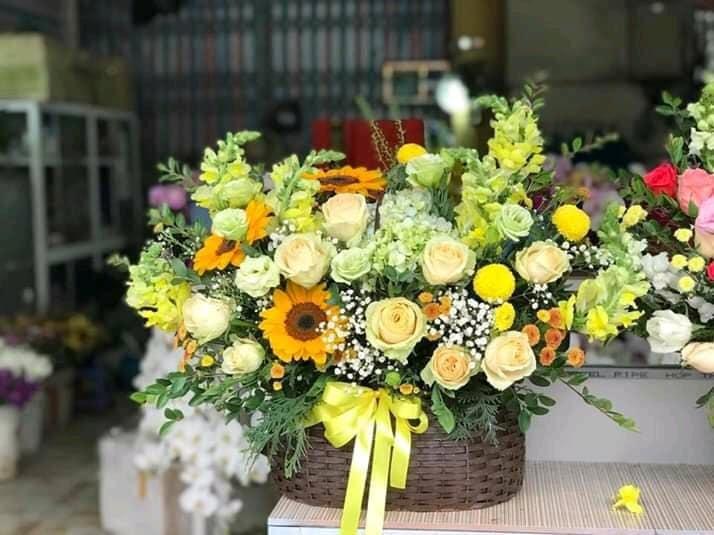 Shop hoa Tươi Nha Trang – Anh Tuấn