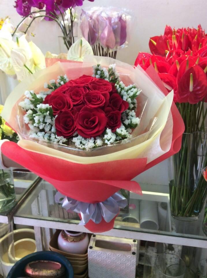 Shop hoa tươi Sa Rài, Tân Hồng