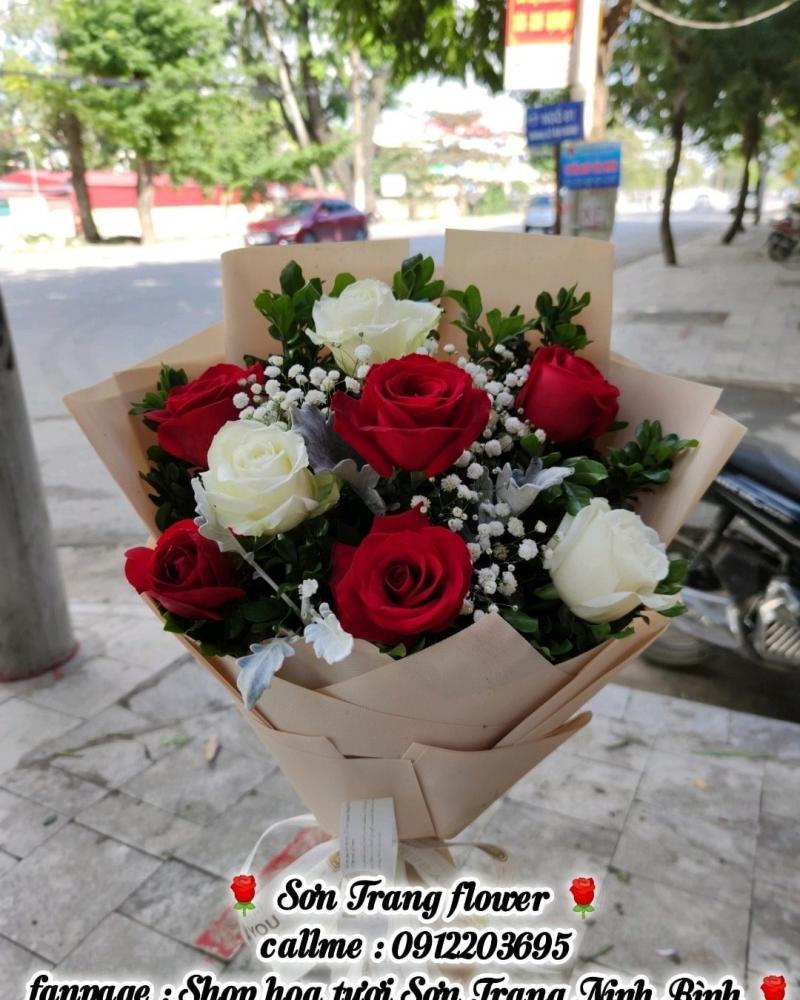 Shop Hoa Tươi Sơn Trang