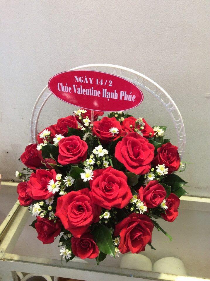 Shop hoa tươi Tân Yên Hàm Yên Tuyên Quang