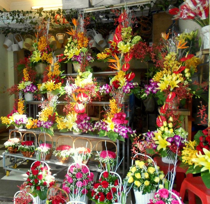Kết quả hình ảnh cho shop hoa