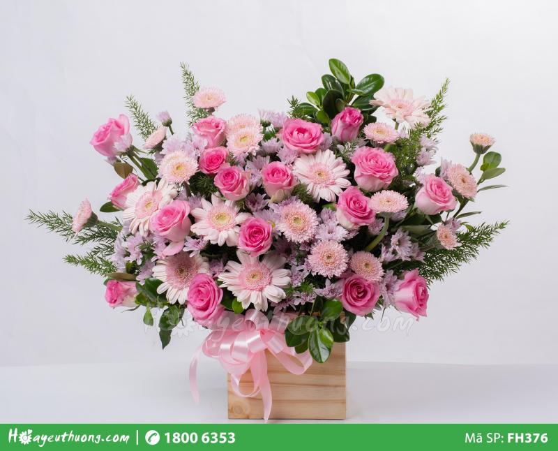 Shop hoa Yêu thương