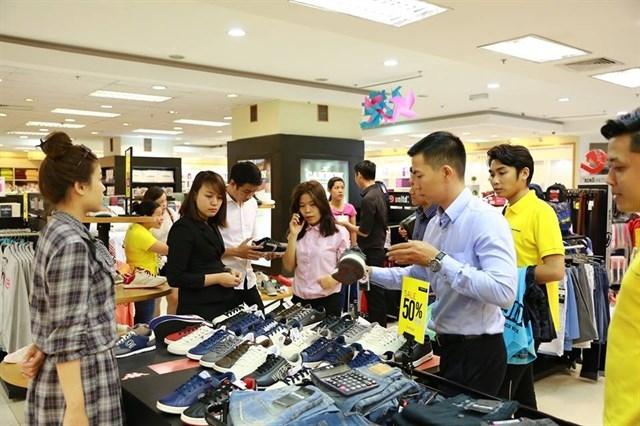 Shop thời trang Hoàng Phúc