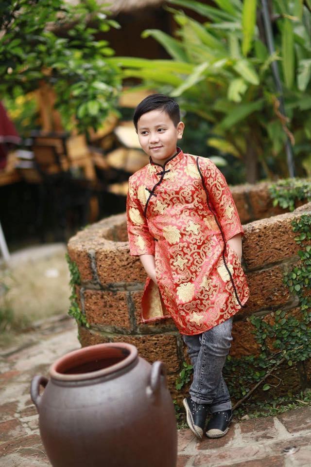 Shop Hương áo dài - Shop bán áo dài trẻ em đẹp nhất Hà Nội