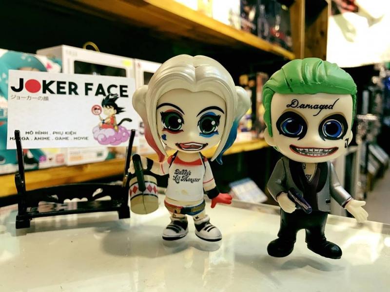 Mặt hàng tại Shop Joker Face.