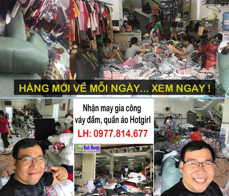Xưởng May Shop Khởi Nghiệp