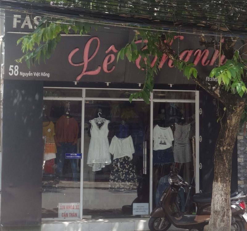 Lê Thanh shop