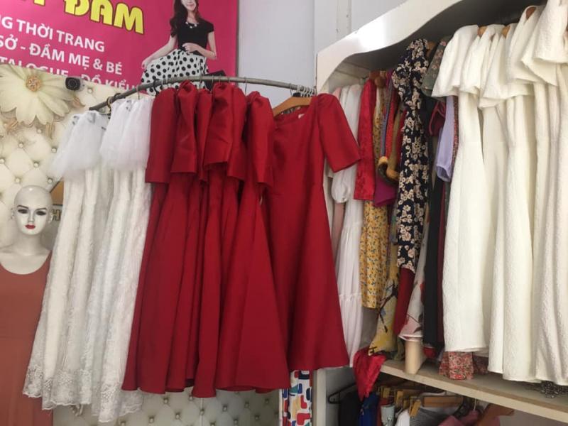 Shop may váy đầm Nguyên