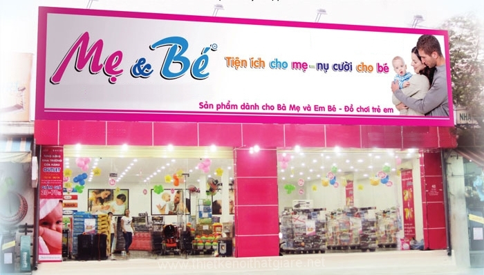 Shop Mẹ & Bé