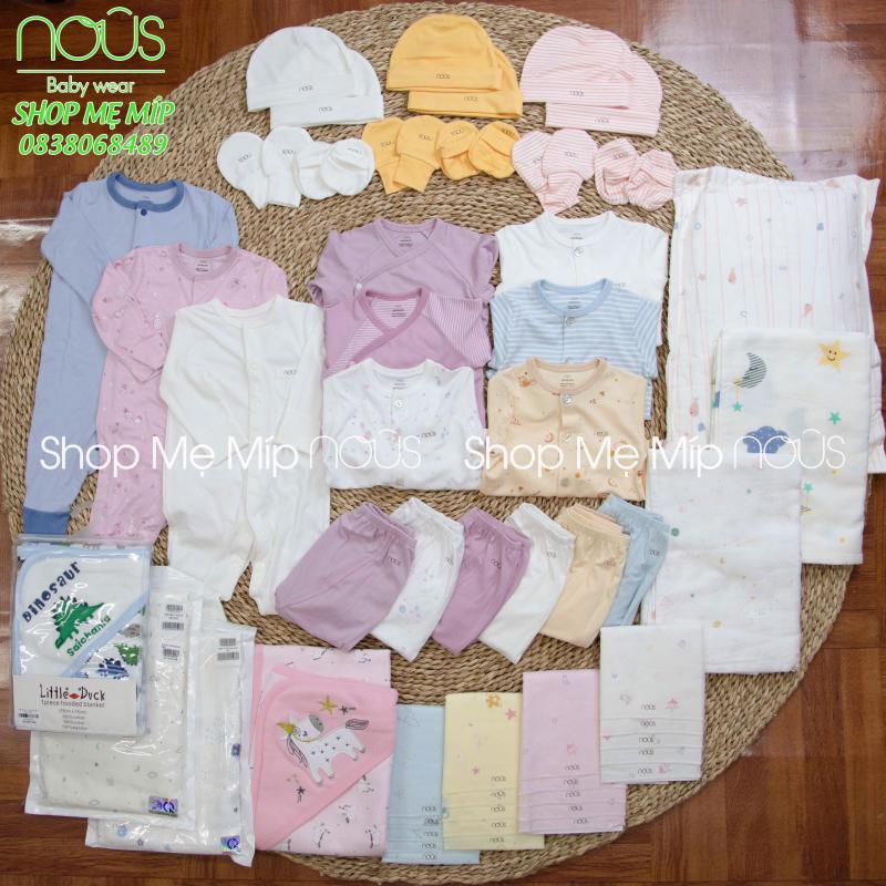 Shop Mẹ Míp - Chuyên Đồ Sơ Sinh NOUS