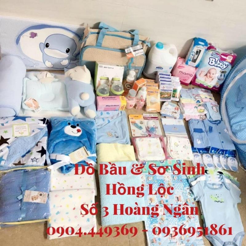 Shop mẹ và bé Hồng Lộc