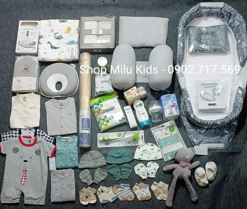 Shop Milu Kids