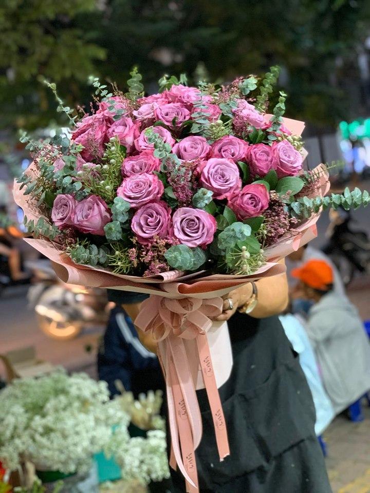 Shop Nancy mang đến nhiều kiểu hoa thu hút, hoa bó, hoa lãng, hoa hộp… đều rất đẹp, mỗi kiểu hoa đều mang phong cách và ý tưởng riêng